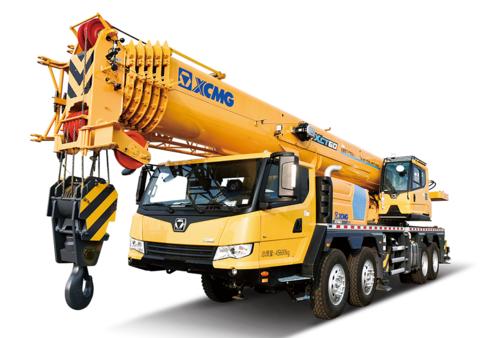 mobile crane XCMG XCA60ton 70ton second hand hydraulic mobile crane used mobile crane for construction
