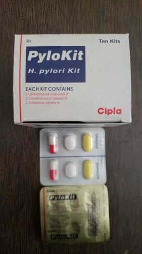 Pylokit - H. Pylori Kit