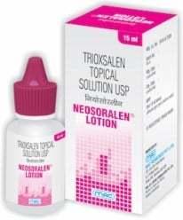 Trioxsalen Topical Solution Usp