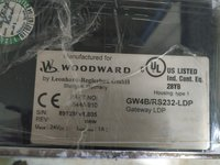Wood Ward Personal Computers Gw4b/rs232-ldp