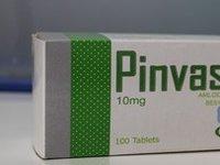 Pinvasc Amlodipine Besylate 10mg