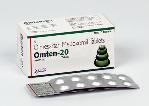 Olmesartan Medoxomil IP 20 MG