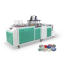 Paper Plate Forming Machine  ML600Y