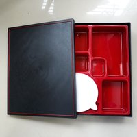 Bento Box 6 compartment with Bowl