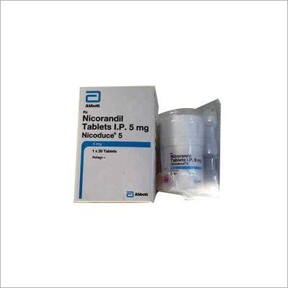 Nicorandil Tablets Ip 5mg