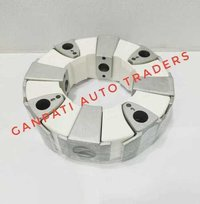 EXCAVATOR COUPLING ASSEMBLY