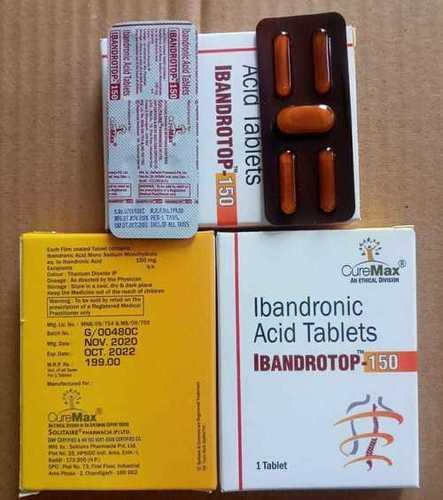 Ibandronic Acid 150 Mg Tablets