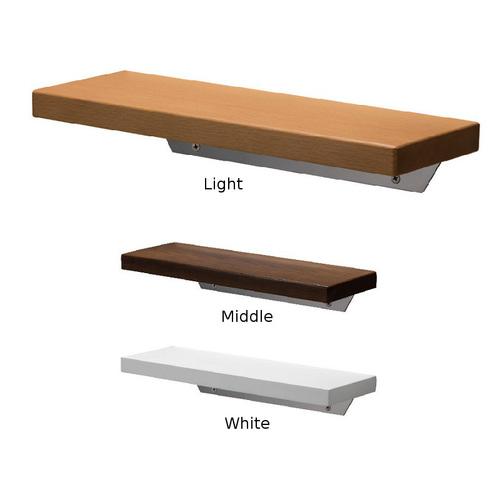 Kuriki Wood Towel Shelf