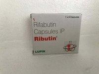 RIFABUTIN CAPSULES U.S.P