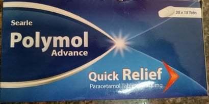 Paracetamol Tablets 500mg