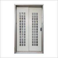 Telescopic Lift Door