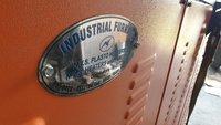 Horizontal Electrical furnace for Kiln Rotator