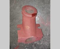 Feed Spout For Shot Blasting Machine