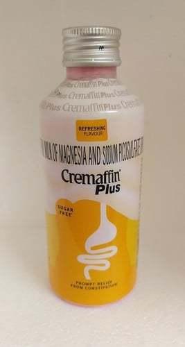 Sodium Picosulfate + Liquid Paraffin + Milk Of Magnesia
