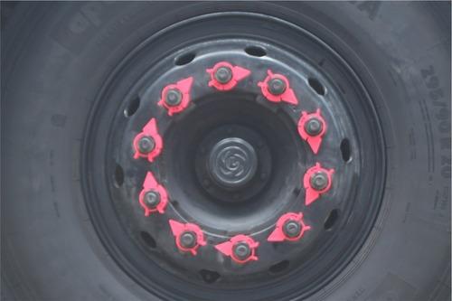 Adjustable Loose wheel Lug Nut indicators