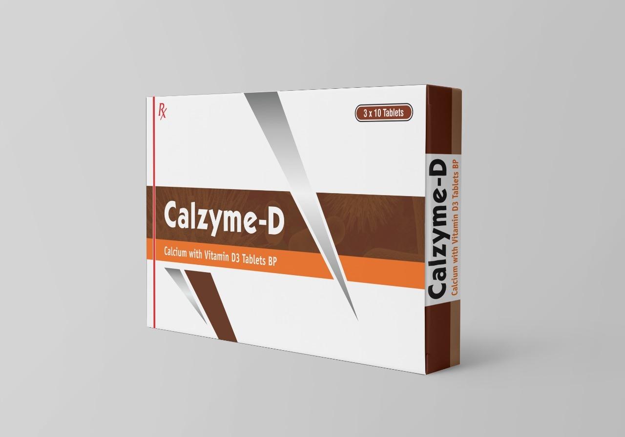 Calcium Vitamin D3 Tablets