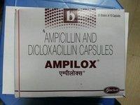 Ampilox Capsule(Ampicillin (250mg) + Dicloxacillin (250mg)