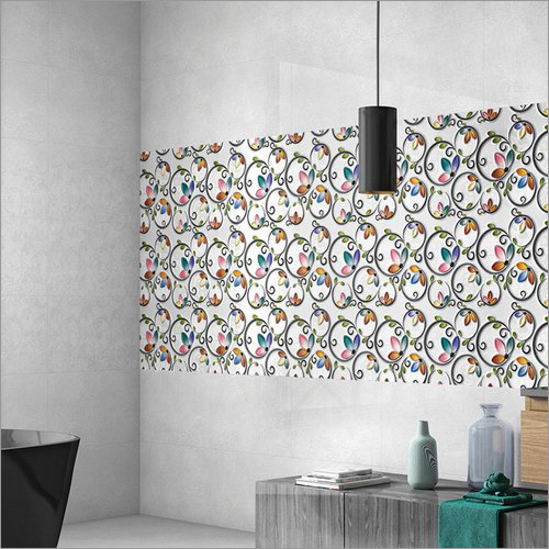 Living Room Digital Wall Tile