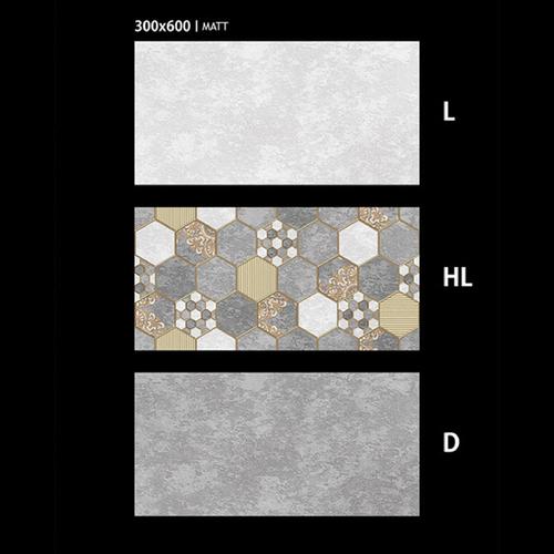 Matt Digital Wall Tile