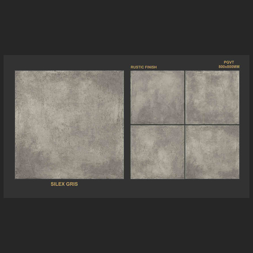 Silex Gris- Soft Rustic Finish