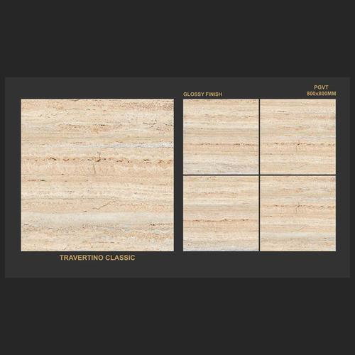 Travertino Classic- Glossy Finish