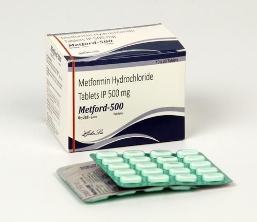 Metformin Hcl IP 500 MG