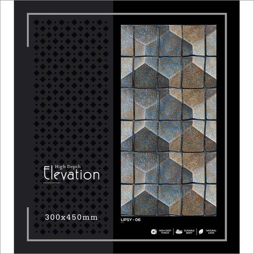 Designer High- Depth Elevation Tile