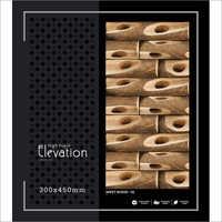 Natural High- Depth Elevation Tile