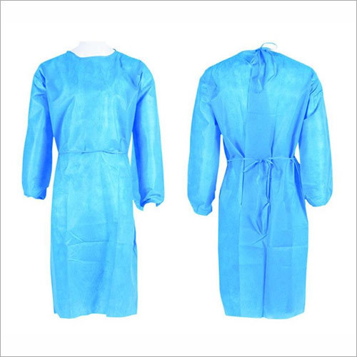 Apron Style Surgical Gown
