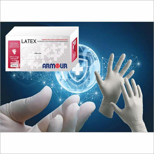 Armour Latex Surgical Glove