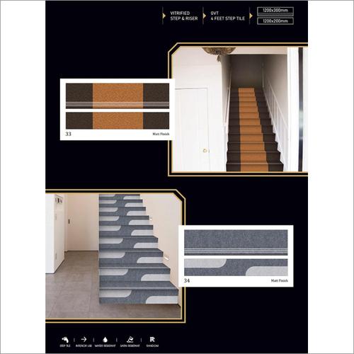 300X1200 MM Step Riser Tile