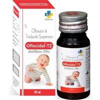 Oflloxacin & Tinidazole Suspension