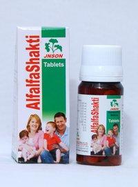 Alfalfa Shakti Tablets