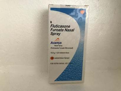 Fluticasone Furoate Nasal Spray