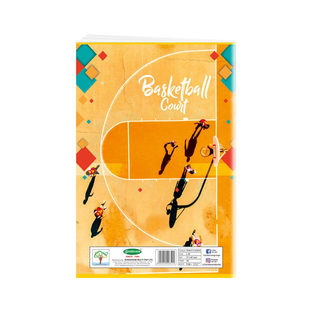 Sundaram Winner Original Long Book - 76 Pages (L-25)