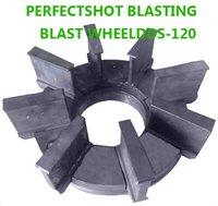 Blast Wheel DDS120 For Shot Blasting Machine