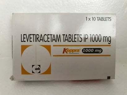 Levetiracetam Tablets Ip 1000mg
