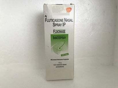 Fluticasone Nasal Spray Ip