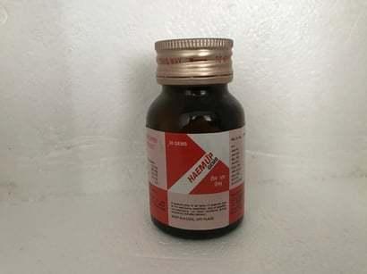 Folic Acid, Iron With Copper & Manganese Capsules
