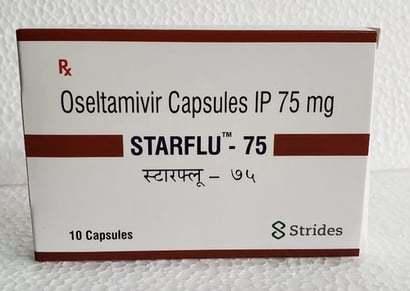 Oseltamivir Capsules Ip 75mg