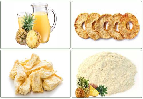 Pineapple (Freeze Dried)