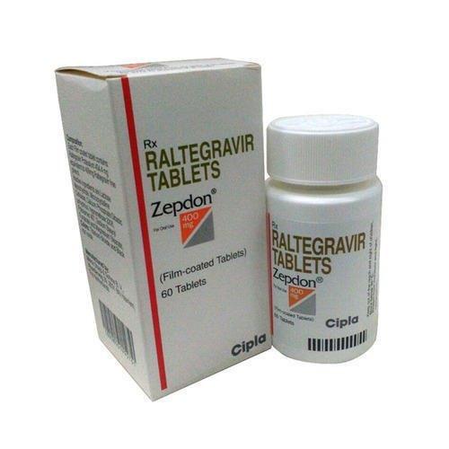 Zepdon 400mg Tablet(Raltegravir (400mg)