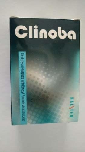 Clindamycin Phosphate With Benzoyl Peroxide Medicated Soap