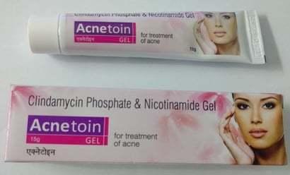 Clindamycin Phosphate & Nicotinamide Gel