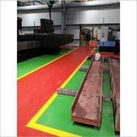 Plain PU Coating Flooring Services