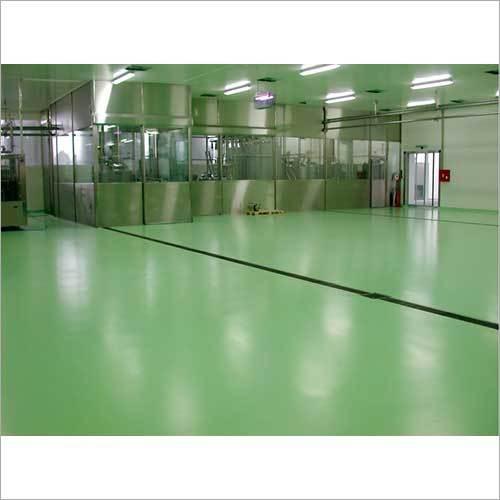 Cementitious Polyurethane Flooring Services