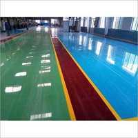 Epoxy PVC Flooring Services