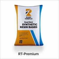 Road Mark Synthetic Resin Based Paint