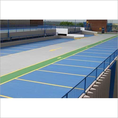PU Coating Flooring Services