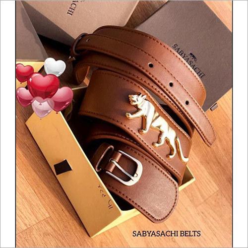 Sabyasachi Ladies Leather Belt